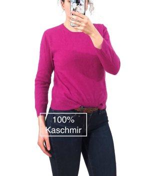 Adagio Pull en cashemire violet