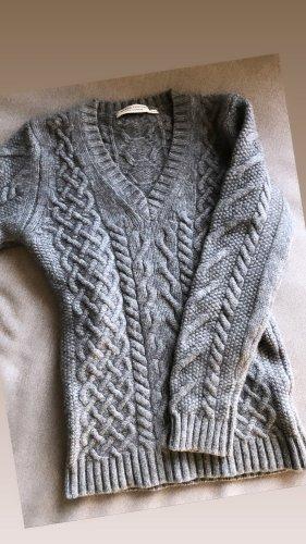 Maxine Cashmere Pull en cashemire gris