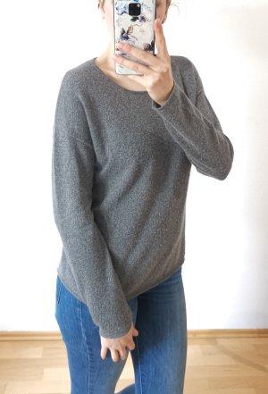 C&A Cashmere Jumper dark grey-grey cashmere