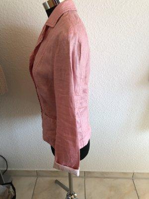 Marc Cain Blazer corto rosa