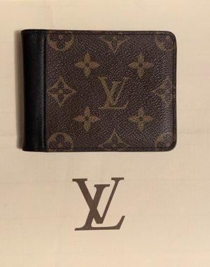 100% Original Louis Vuitton Gaspar Geldbörse Geldbeutel Rechnung