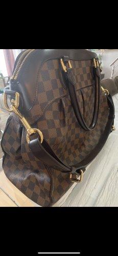 100% original Louis Vuitton Tasche Trevi PM Damier Ebène Canvas, topgepflegt!
