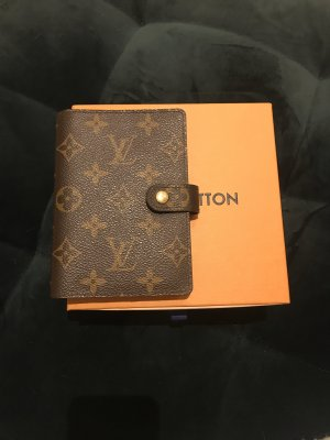 100 % Original Louis Vuitton Taschenkalender Agenda Fonctionnel PM