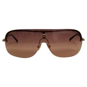100% Original Richmond Sonnenbrille in Taupe Brille Etui Unisex