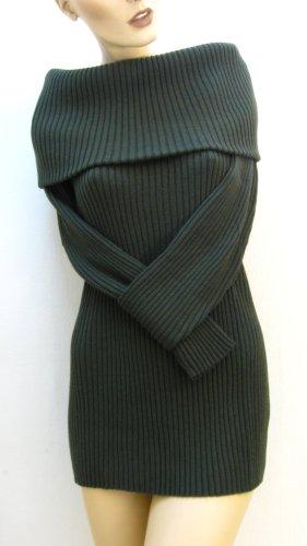 Madeleine Wool Sweater dark green new wool