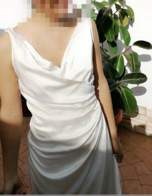 Hand made Wedding Dress cream