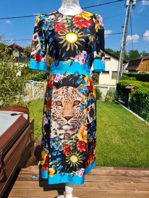 Dolce & Gabbana Letnia sukienka Wielokolorowy