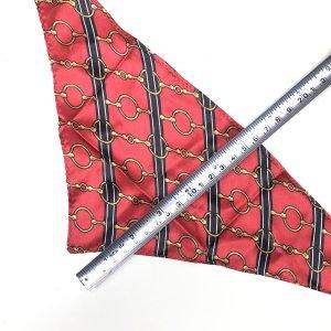Zijden sjaal veelkleurig