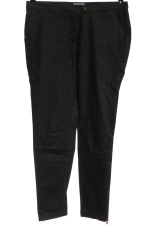 1060 Stoffen broek zwart zakelijke stijl