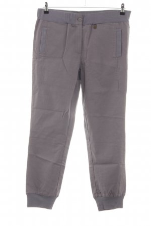 1060 Jersey Pants light grey casual look