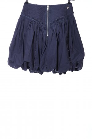 1060 Tulip Skirt blue casual look