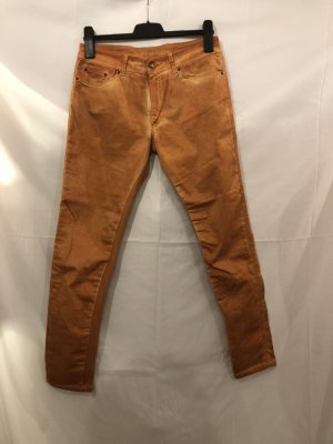 10 Days Tube Jeans orange