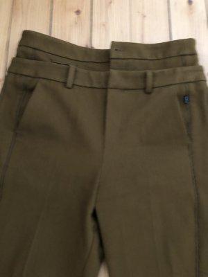 10 FEET Pantalon 7/8 ocre