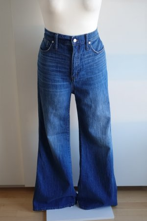 """11"""" High Rise Flare Jeans"""