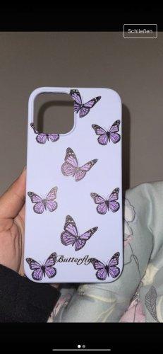 NoName Pokrowiec na telefon komórkowy jasny fiolet
