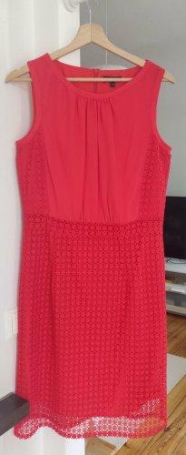 1.2.3 Paris Robe d'été rouge clair-saumon