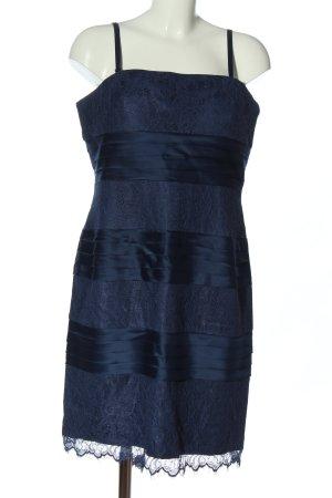 123 Paris Sukienka mini niebieski Elegancki
