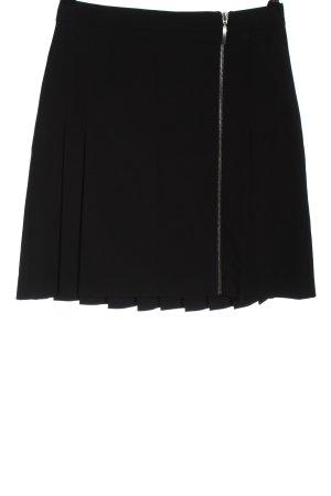 123 Paris Minirock schwarz Elegant