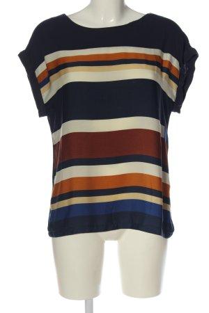 123 Paris Koszulka w paski Wzór w paski W stylu casual