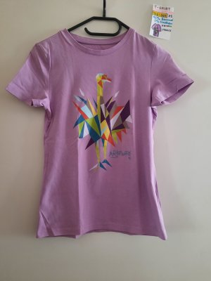 158-164 XS T Shirt Engelbert Strauß violett