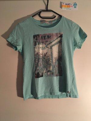 160 XS T Shirt Garcia Jeans türkis