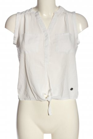 17&co Cropped top wit casual uitstraling