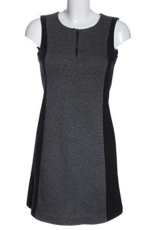 17&co Manteljurk lichtgrijs-zwart gestippeld casual uitstraling