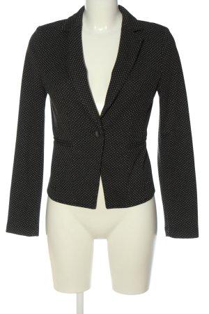 17&co Spijkerblazer zwart-wit zakelijke stijl