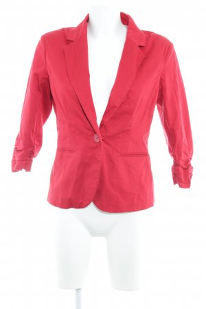 17&co Short Blazer red casual look