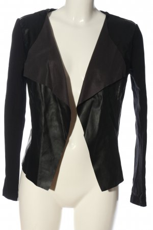 17&co Chaqueta corta negro look casual