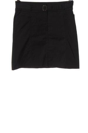17&co Mini rok zwart casual uitstraling
