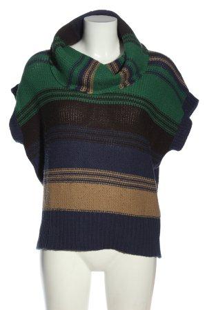 17&co Oversized trui gestreept patroon casual uitstraling