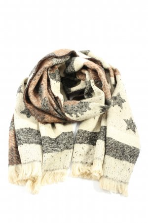 17&co Pashmina stampa integrale stile casual
