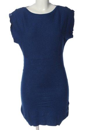 17&co Pulloverkleid blau Casual-Look