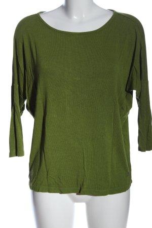 17&co Crewneck Sweater green casual look