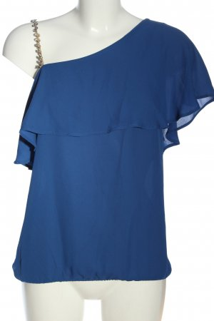 17&co Slip-over blouse blauw casual uitstraling