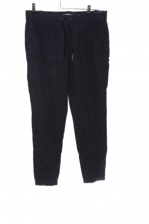 17&co Pantalón tipo suéter negro look casual
