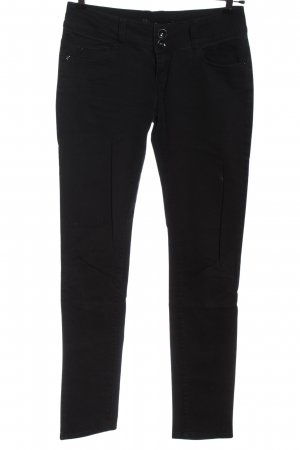 17&co Jeans met rechte pijpen zwart casual uitstraling