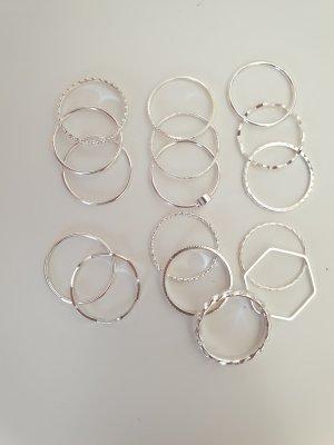 17 Ringe von H&M