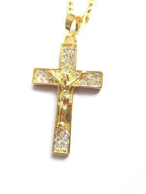 Pendente oro Acciaio pregiato