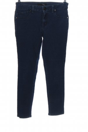 1822 denim Hoge taille jeans blauw casual uitstraling