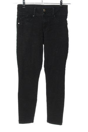 1822 denim Skinny jeans zwart casual uitstraling