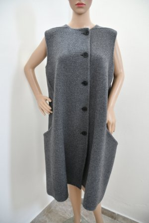 Celine Coat Dress grey-dark grey cashmere