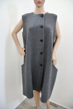 1850€ NEU Céline Kaschmirkleid Kaschmirmantel Kaschmir Mantel Kleid Weste 44 XL XXL