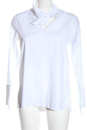 1863 by Eterna Koszulowa bluzka biały W stylu casual