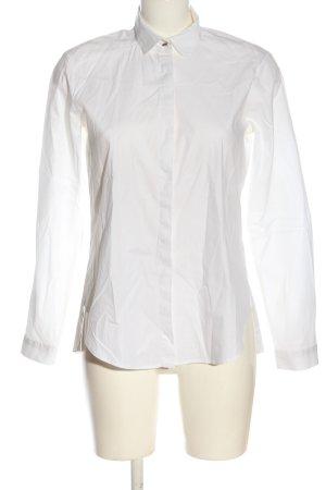 1863 by Eterna Koszula z długim rękawem biały W stylu biznesowym
