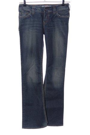 1921 Boot Cut spijkerbroek blauw casual uitstraling