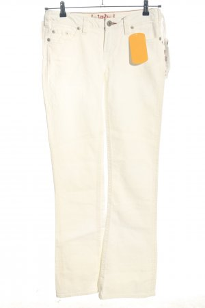 1921 Boot Cut Jeans creme Casual-Look