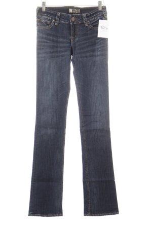 1921 Boot Cut Jeans stahlblau-dunkelblau Casual-Look
