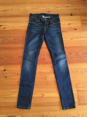 1921 Jeans skinny blu